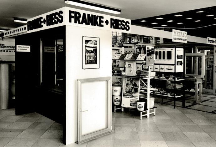 Franke & Riess Rhein Mosel Halle 1978