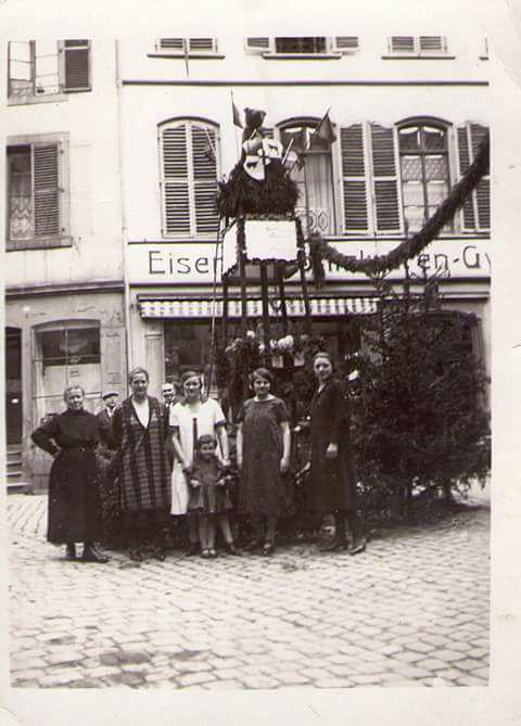 Franke & Riess Firmungsstrasse 1926