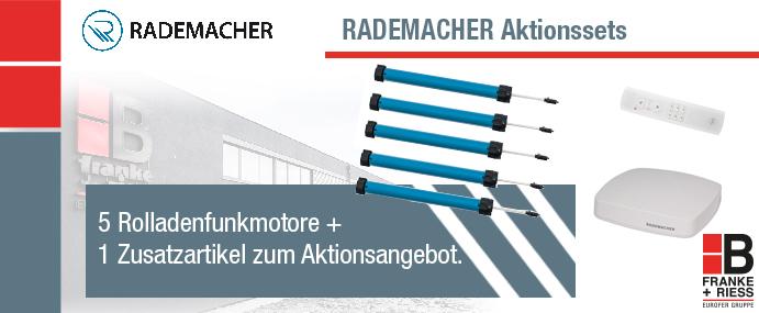 Rademacher Rolladenfunkmotor